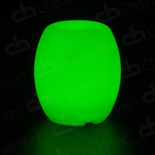 LED Colour-Changing Barrel Chair Chair