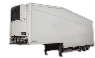 Refrigerated Trailer Refrigerated Trailer