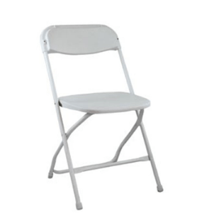 Samsonite Folding Chair White Chair