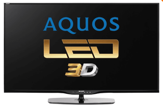 Sharp 60'' 3D HD LED