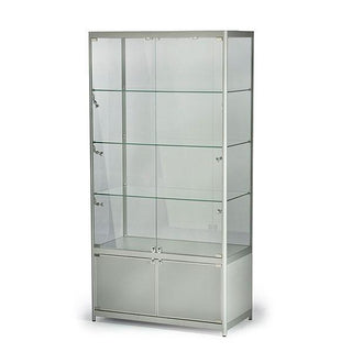 Tall Centre Showcase with Cabinet Showcase Rentuu