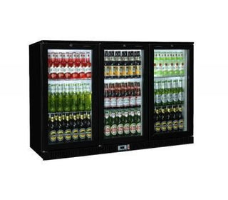 Triple door Beer and wine cooler/chiller Fridge Rentuu
