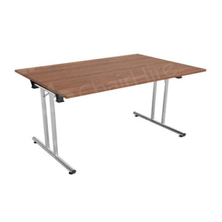 Walnut Modular Table (1200mm) Table Rentuu