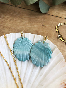 Sophie One Earrings in Sea Breeze
