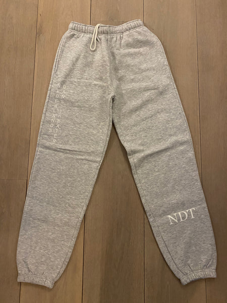 NDT JOG PANTS GREY (UNISEX)