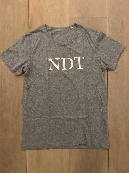 NDT T-SHIRT GREY