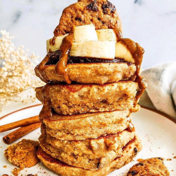 CINNAMON BANANA SHORTSTACK