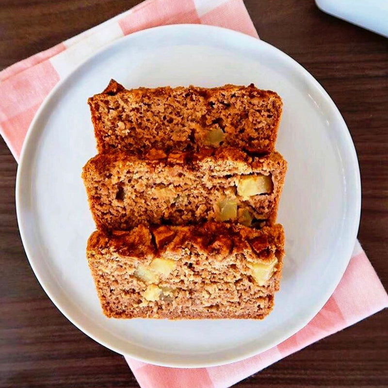 CHUNKY APPLE LOAF