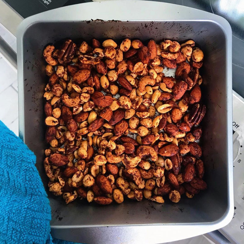 DATE SPREAD ROASTED NUTS