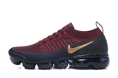 Air VaporMax Moc 2 - Wine Red/Dark Blue