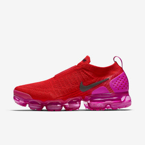 Air VaporMax Flyknit Laceless - Red