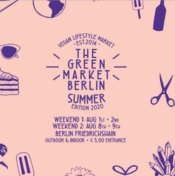 The Green Market Berlin ☼ Summer Edition 2020