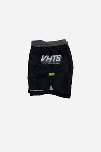 "brazilian jiu jitsu compression gear fight shorts vhtseurope vhtsny 2019 S/S Comp shorts 100% Polyester Tongue style Velcro closure (protecting skin) Elastic waist band Round side split Sublimated printing draw string Mouth guard pocket 7"" inseam   vhts europe"