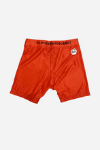 Load image into Gallery viewer, brazilian jiu jitsu compression gear vhtseurope vhtsny red 2019 S/S compression shorts This product is most suitable for any type of active sports such as MMA, Grappling, Yoga, and Dance. Feature: 80% polyester x 20% lycra Elastic waist band Draw string Foul cup pocket Mouth guard pocket   vhts europe