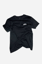Load image into Gallery viewer, Embroidery Logo Tee Embroidery Logo on the chest and left sleeve  Black : 100% cotton, Single Jersey, 180 GSM  Grey: 90% cotton 10% Viskose, Single Jersey, 180 GSM  2 Colors: black, grey  vhts europe