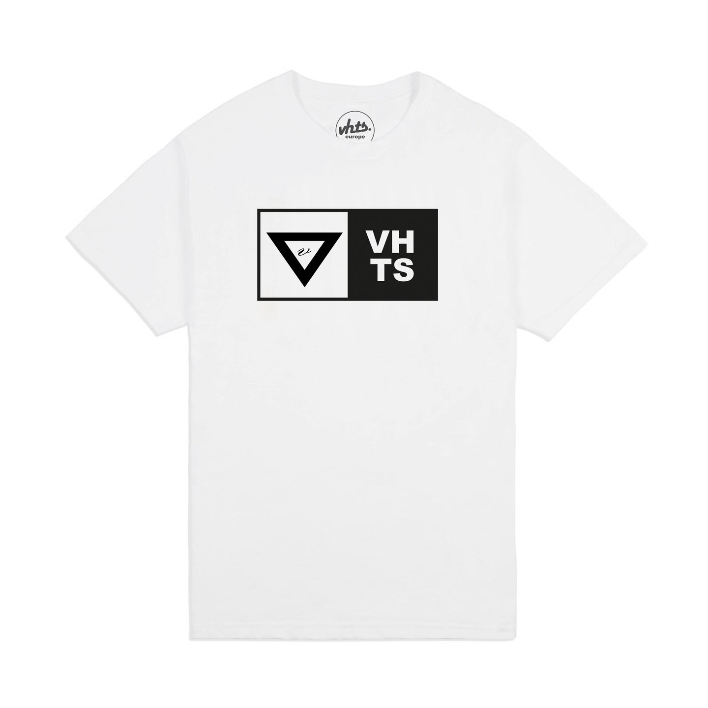 VHTS EU Bogo Shirt (limited edition only available until sold out) Limited Edition! Only available until sold out! 100 % Cotton Loose fit screen print boxlogo on the front screen print