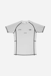 ERROR NYC x Evan TATTOO collaboration short sleeves rash guard