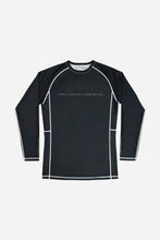 Load image into Gallery viewer, ERROR NYC x Evan TATTOO collaboration long sleeves rash guard