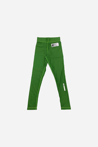 2020 Spats Green 220 GSM Polyester 80% x lycra 20%  grip rubber band inside of end sleeve  vhts europe