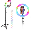 10.2'' LED Ring Light With Tripod Stand