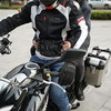 GRIPSAFE™- THE MOTORCYCLE PASSENGER SAFETY BELT SYSTEM