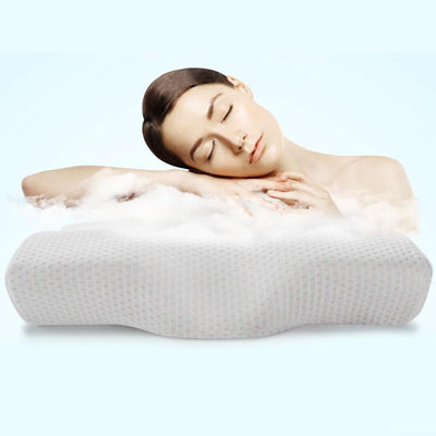 The Ergonomic Cervical Pillow For Neck Pain
