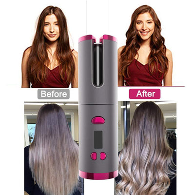 UPCURL AUTOMATIC HAIR CURLER