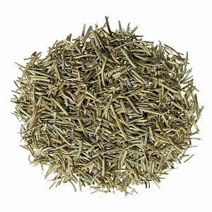 pile of dried rosemary
