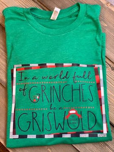Be a Griswold