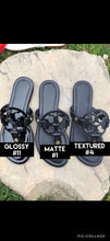 Load image into Gallery viewer, Inspired sandals 3 colors 1-14