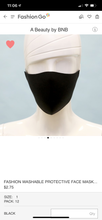 Load image into Gallery viewer, Adjustable Face mask