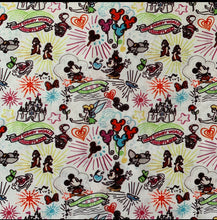 Load image into Gallery viewer, Pre-order Disney fabric
