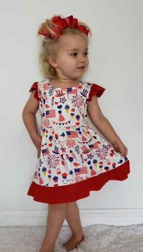 Firecracker Dress