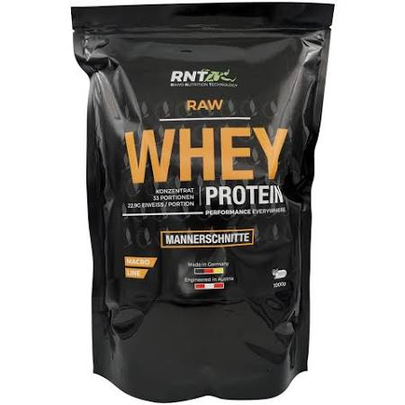 Whey Protein Pulver - Triple Chocolate (1000g)