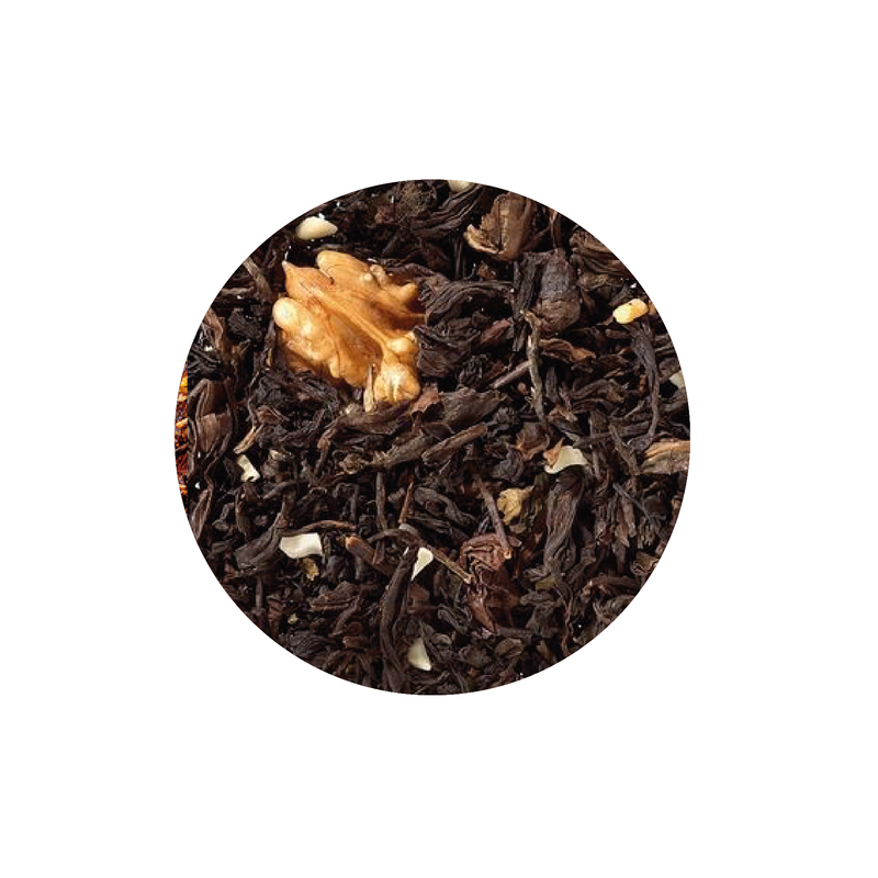 Tè oolong aromatizzato - Maple walnut