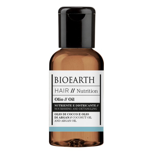 Bioearth - Hair 2.0 olio nutriente e districante