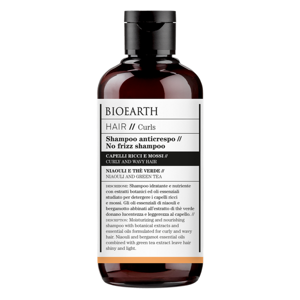 Bioearth - Hair 2.0 shampoo anticrespo