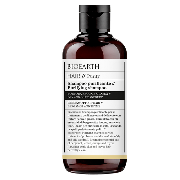 Bioearth - Hair 2.0 shampoo purificante