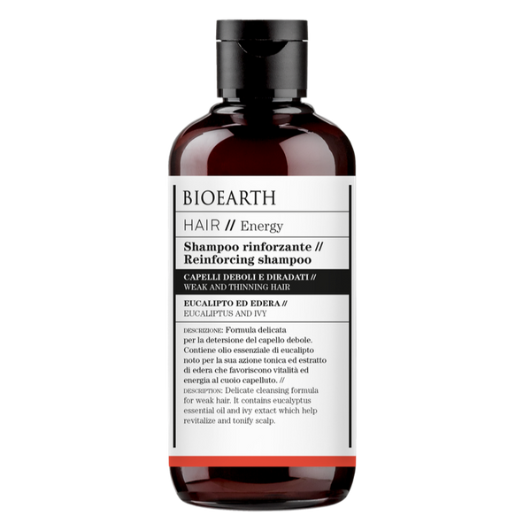 Bioearth - Hair 2.0 shampoo rinforzante