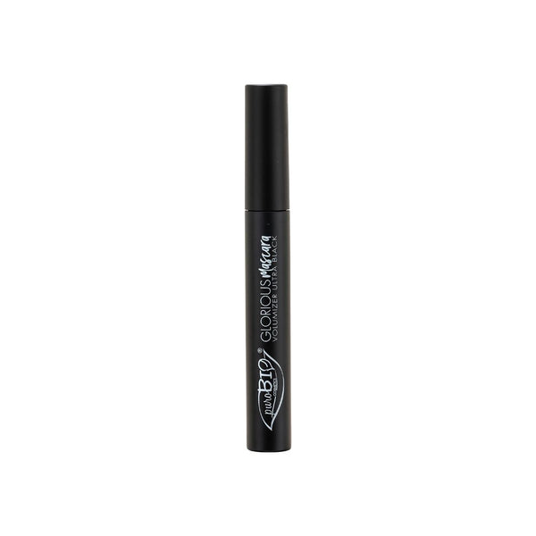 Purobio Cosmetics - Glorious mascara volumizzante n°01 - nero