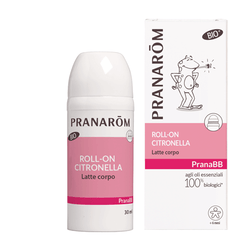 Pranarom - PranaBB roll-on citronella latte corpo