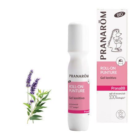Pranarom - PranaBB roll-on punture gel calmante