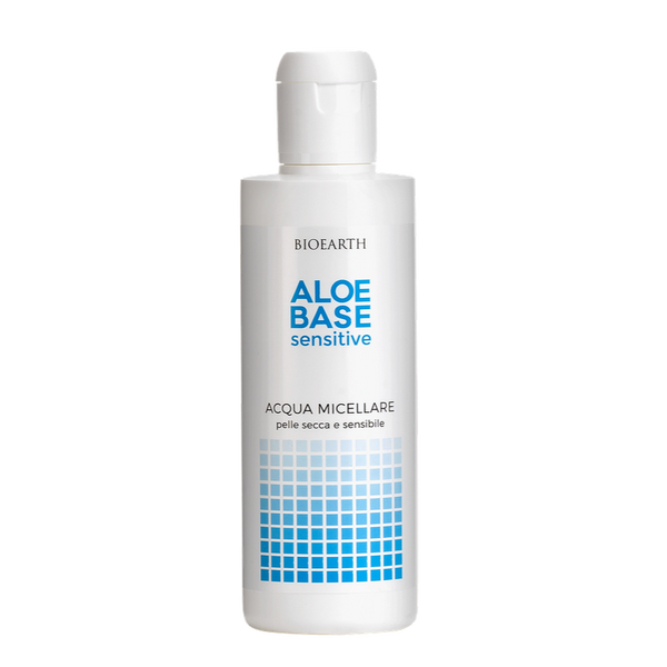 Bioearth - Aloebase Sensitive acqua micellare