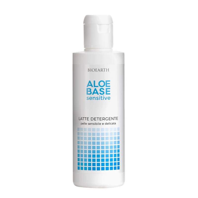 Bioearth - Aloebase Sensitive latte detergente