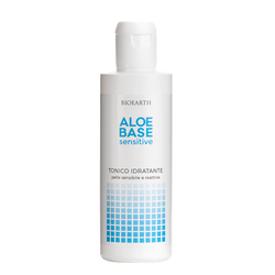 Bioearth - Aloebase Sensitive tonico idratante