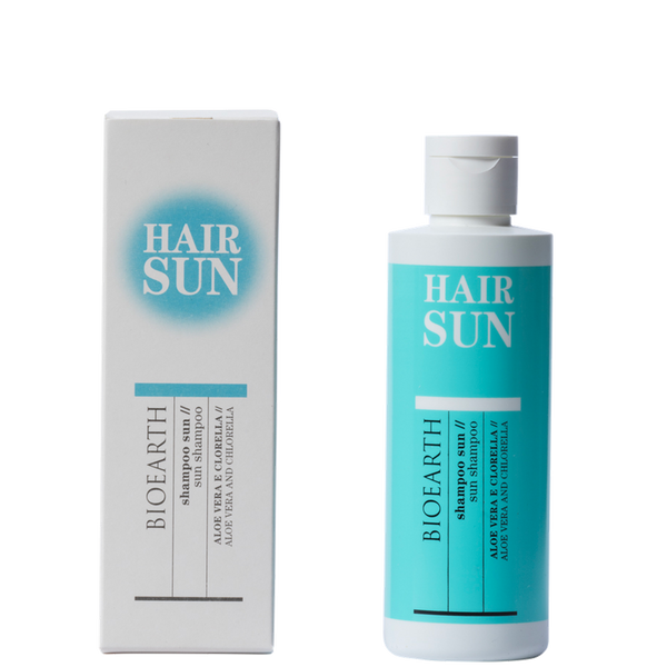 Bioearth - Hair Sun shampoo