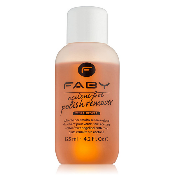 Faby - Polish remover acetone-free
