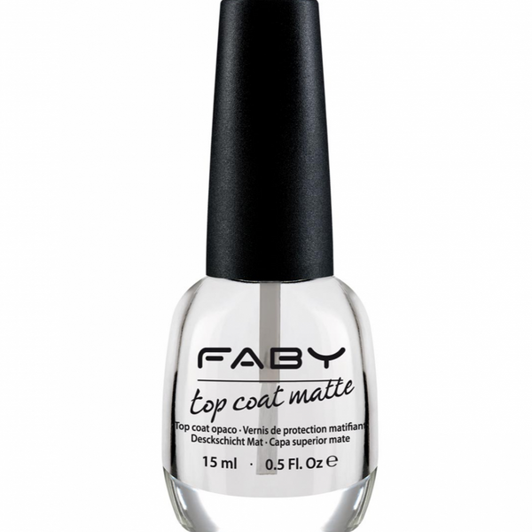 Faby - Top coat matte
