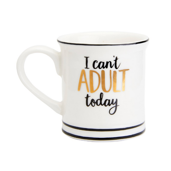 Tazza I Can't Adult Today