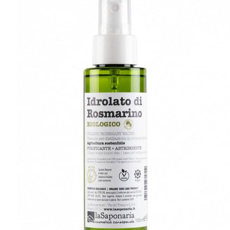 La Saponaria - Idrolato di rosmarino bio Re-Bottle